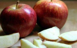 5 способов заморозки яблок дома